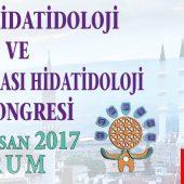 8.Ulusal ve 1.Uluslararası Hidatidoloji Kongresi